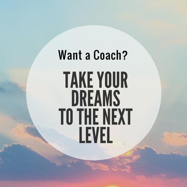 Want a Coach?